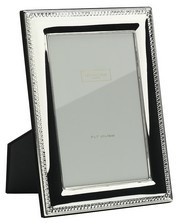 5 x 7 Silver Embossed Frame